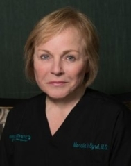 portrait of Marcia V. Byrd, M.D.