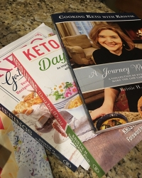photo of keto diet magazines